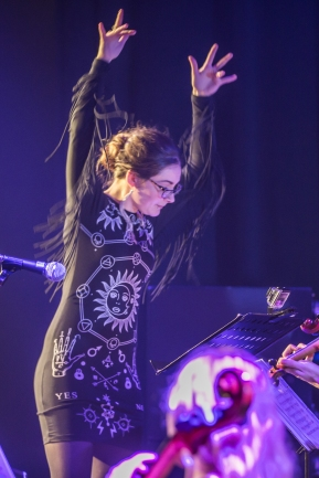 Luci Holland Conducting