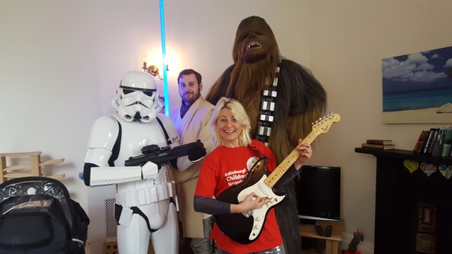 May The 4th Be With You…