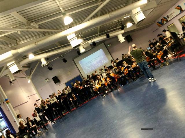 Craiglockhart Orchestra Session